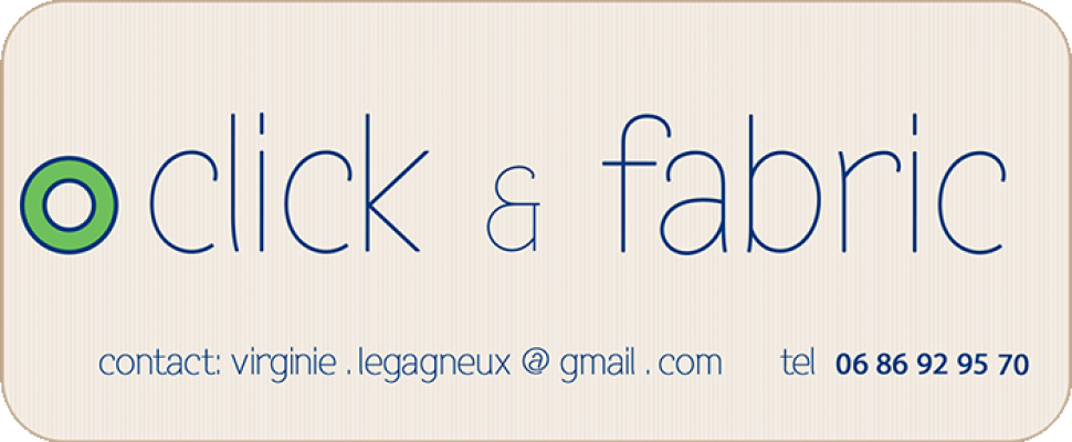 logo click & fabric